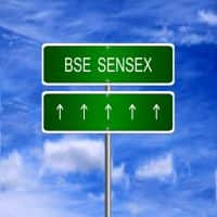 Sensex, Nifty extend gains; Lupin rises 2%, Idea surges 4%