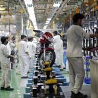 Two-wheeler sales expected to grow 10-12% in FY17: ICRA
