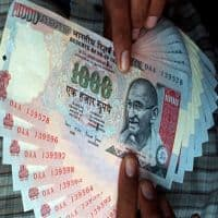 Rupee's free fall continues; ends at 30-month low of 68.47