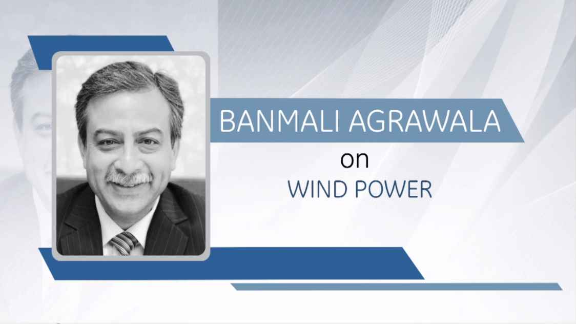 GE Step Ahead : Banmali Agrawala on Wind Power