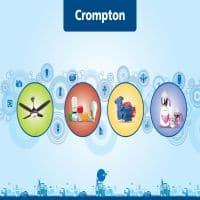 Credit Suisse initiates Crompton Greaves with outperform