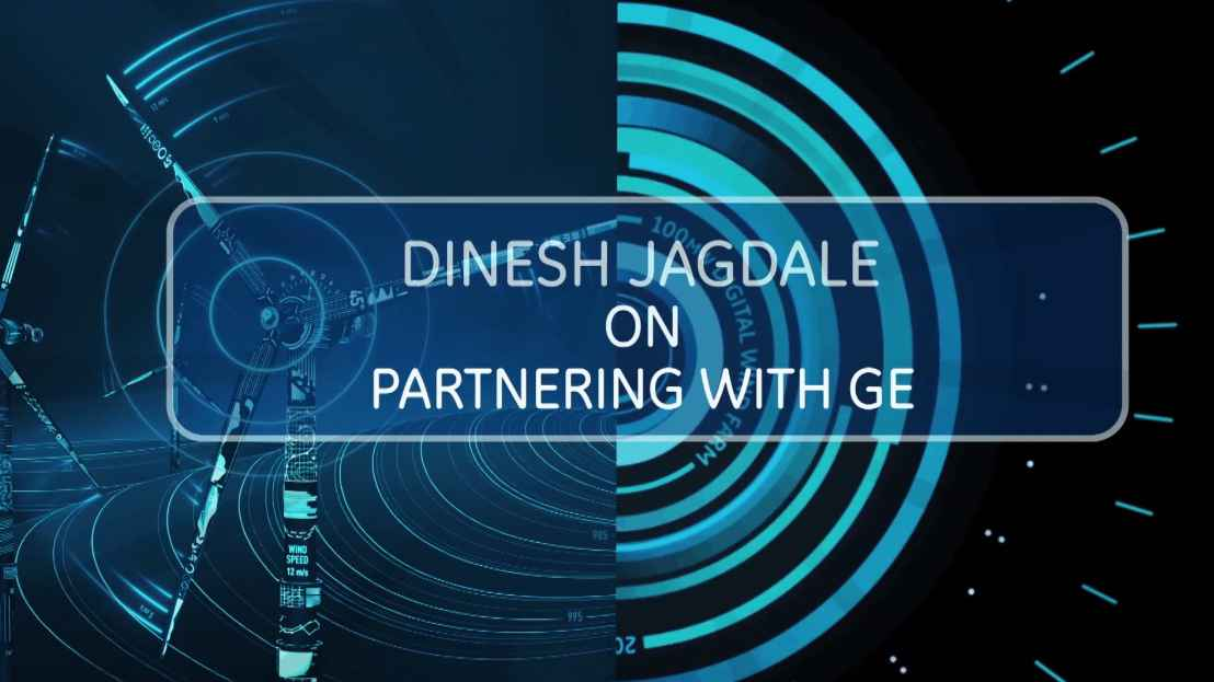 GE Step Ahead : Dinesh Jagdale on partnering with GE