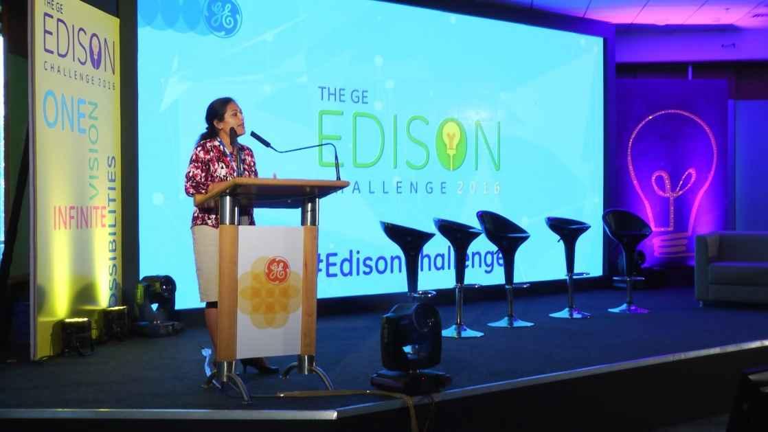 GE Step Ahead : GE Edison Challenge 2016, a primer by Sukla Chandra