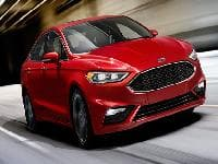 2016 Detroit Motor Show: Ford Fusion V6 Sport unveiled