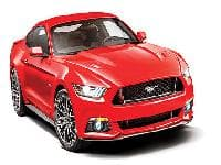 Scoop: Ford Mustang to launch in India on January 28, 2016