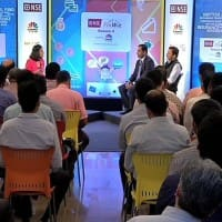 NSE Finwiz Season 4 visits professionals at UltraTech