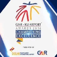 GMR - IGI Airport Awards 2016