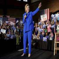 Trump's campaign reflects negativity: Clinton