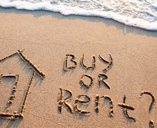 How to decide when to rent and when to buy a house