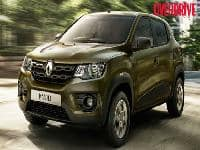 2016 Auto Expo: Renault Kwid 1.0 Easy-R to be unveiled