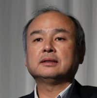 I was happier when I lost money: Japan's richest man