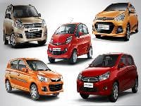 Sales of top 10 auto brands unfazed by demonetisation