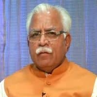 Investment required in food and infra sector: Haryana CM