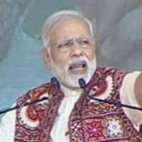 PM in Varanasi, BJP says its posters 'selectively' pulled down