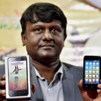 'World's cheapest smartphone' Namotel Acche Din launched at Rs99