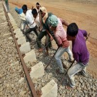 175-km long track becomes discharge free rail corridor