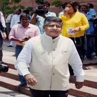 Grateful to PM for not divesting me of IT portfolio: Prasad