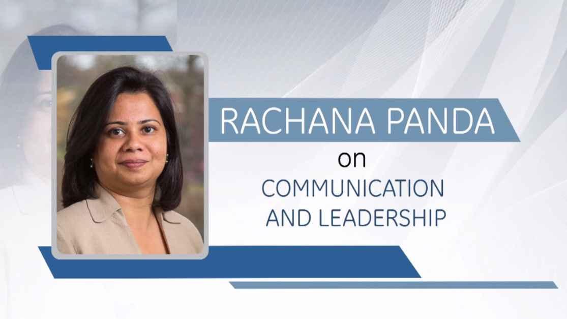 GE Step Ahead : Rachana Panda on Communication and Leadership