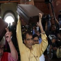 Suresh Prabhu to present his second Rail Budget today