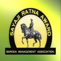 Ratan Tata receives the prestigious Sayaji Ratna Award