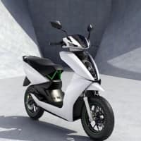 Overdrive: Take a look at India's first electric smart scooter