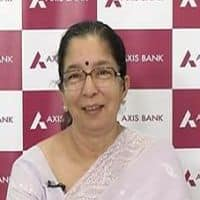We haven't been approached by anyone: Axis Bank's Shikha Sharma