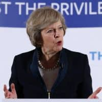 Theresa May to make major Brexit speech next week