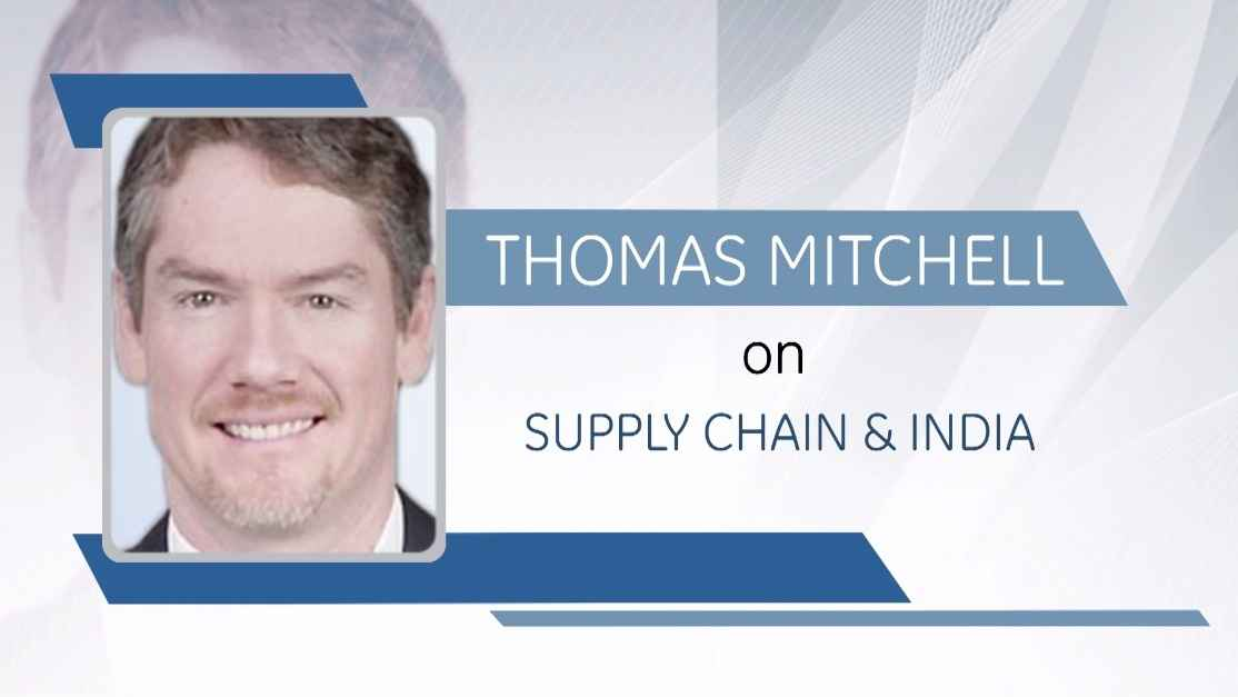 GE Step Ahead : Thomas Mitchell on Supply Chain & India