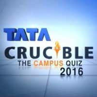 Find who wins Tata Crucible Campus Quiz 2016 Chennai Finals