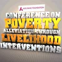 Poverty alleviation through livelihood intervention
