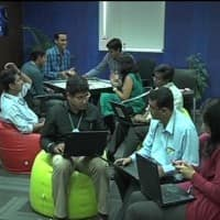 Here's a sneak peek into work practices at IBM India & EY