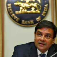 RBI chief Patel urges government to be mindful of debt levels