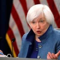 Fed's Yellen says makes sense to gradually raise interest rates