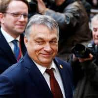 EU should seek new deal with US, says Hungary PM Orban