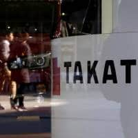 Takata shares lose nearly half their value in less than a week