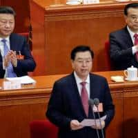 China's Xi says Shanghai should lead in reform, innovation