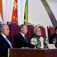 We should work together to oppose trade protectionism: BRICS