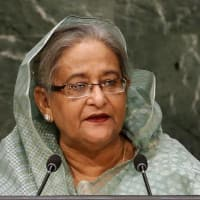 India to partner in Bangladesh's economic development: Prez