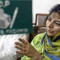 My TV : Express Adda: Mehbooba Mufti, candid and unplugged