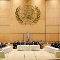 UN says not in position to comment on Jadhav's death sentence