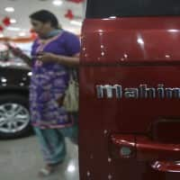 M&M eyes 3-fold jump in e-vehicle sales, partners Zoomcar