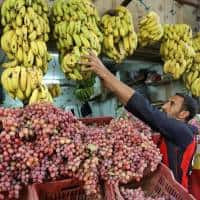 My TV : Retail inflation in October accelerates at 3.58% on rising food prices