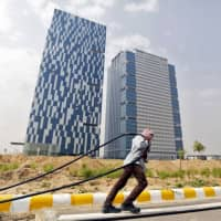 BSE's Chauhan sees GIFT City becoming India's Hong Kong
