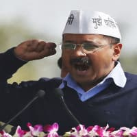 After MCD election rout, Kejriwal urges AAP councillors to be loyal, avoid greed