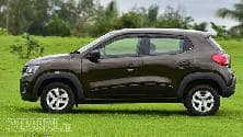 Renault Kwid 1.0-litre RxL variants launched in India