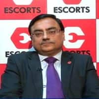 Expect 8-10% growth in tractors segment in FY18: Escorts