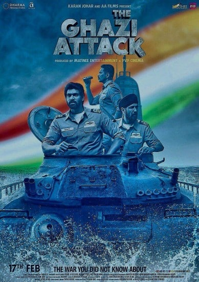 Box Office: Ghazi Attack bags Rs 4 cr on Day 1; Jolly LLB 2 nears Rs 100 cr