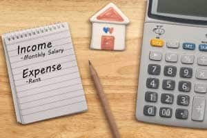 How much of your salary should you spend on rent?