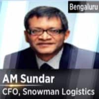 Revenue from transportation may fall to 30% in FY17: Snowman
