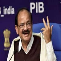 BJP couldn't take the plus points of note ban to masses: Naidu